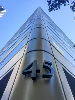 45 Fremont Street, Shorenstein Properties