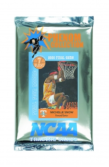 NCAA Phenoms Trading Card Collection Pack