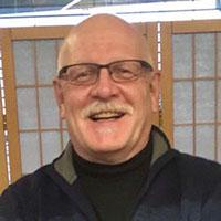 Geoff Sargent, 2020 Inspirational Instructor