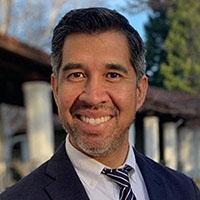 Armando Diaz, 2020 Inspirational Instructor