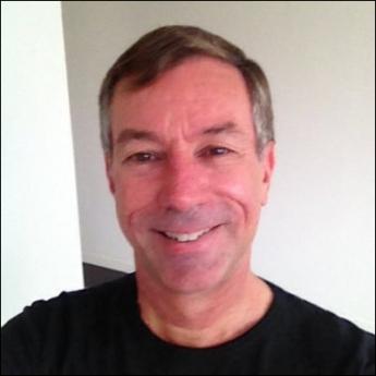 Photo of writing instructor David Rompf