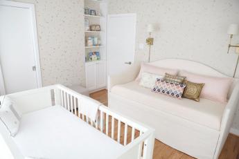 Nursery by Joy Street Design