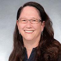 Marjorie Bailey, 2020 Inspirational Instructor