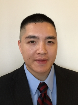 Accounting grad Brian Luo