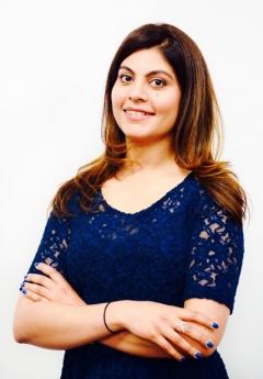 HR Scholarship Winner Sadia Saif