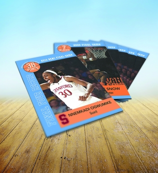 NCAA Phenoms Trading Card Set