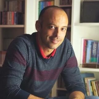 Headshot of Alexander Iliev