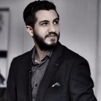 Headshot of Ali Rebaie