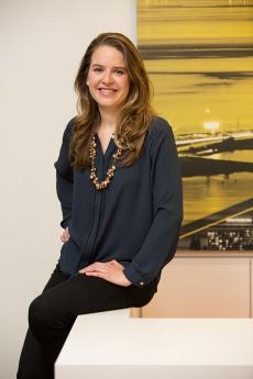 Graduate Andrea Bocanegra