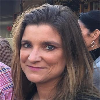 Photo of Health Advocacy graduate Cara Sperry