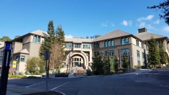 Haas School of Business buildings