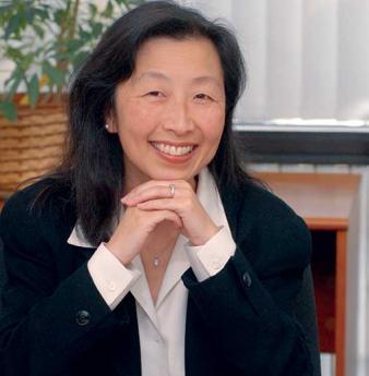 Photo of Dean Diana Wu
