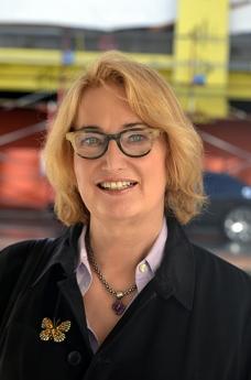 Psychologist and transgender instructor Erica Anderson in Berkeley