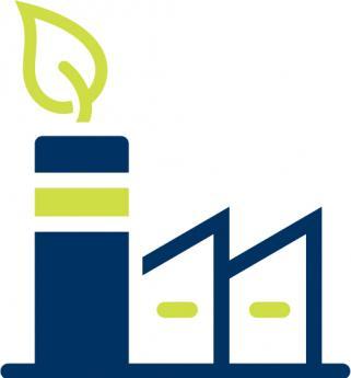 green utilities icon