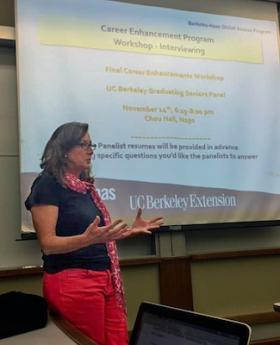 Heidi Weller teaches BHGAP Class