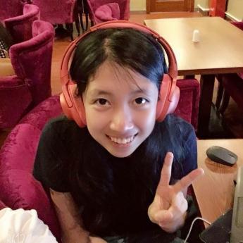 BHGAP student Jiaxin Lei