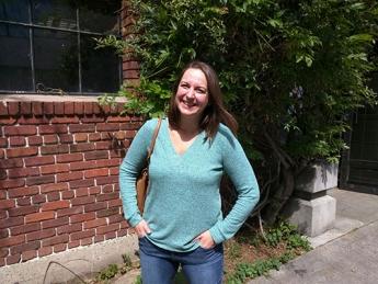 Photo of Katie Fenton