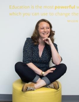 Lorna Partington Walsh, Editing graduate