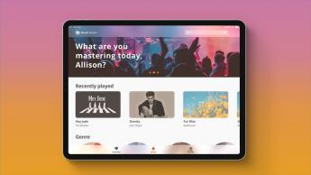 Group project by Clara Azulay that created music app for those with dyslexia