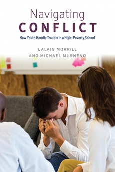 Photo of Navigating Conflict book front cover