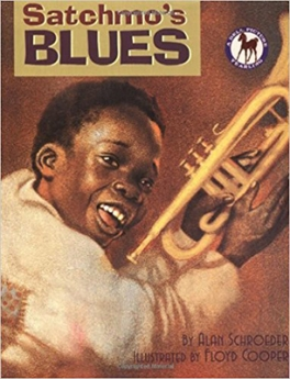 Cover of Satchmo's Blues