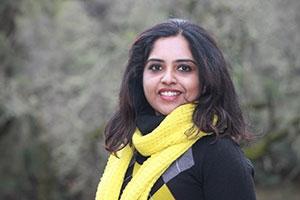 Sreevani Sreejith, Professional Program in Technical Communication student