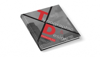 Book design for Typography class