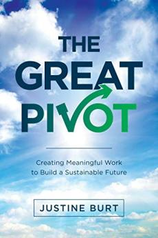 The Great Pivot Book Cover