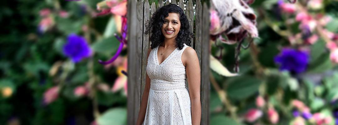 Anita Satish, Post-Baccalaureate Health Professions Program alumna