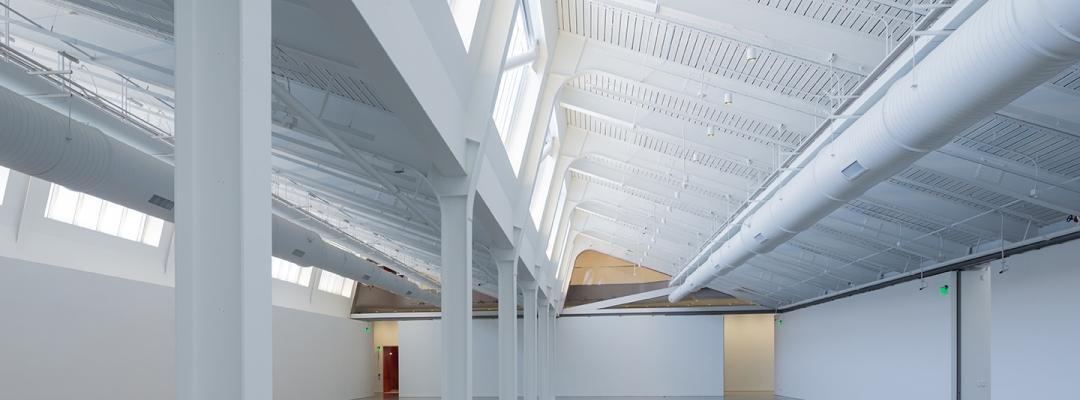 BAMPFA Interior