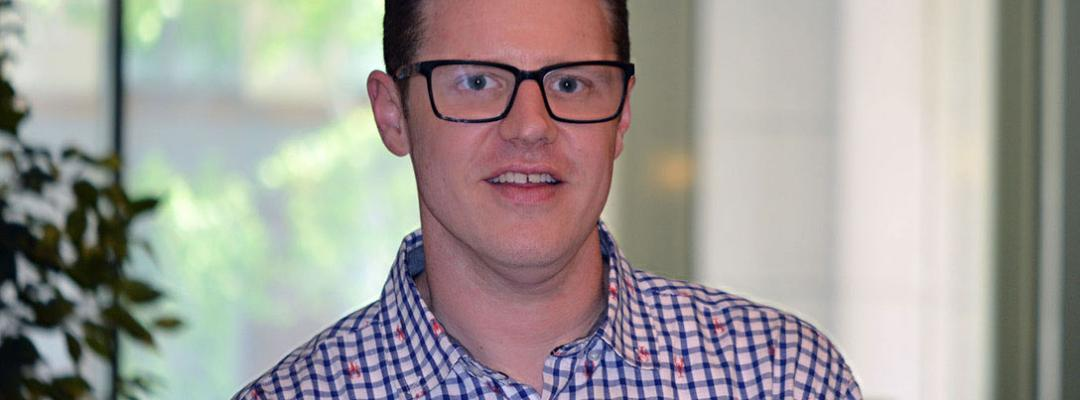 Data Analytics Bootcamp instructor David Hallinan