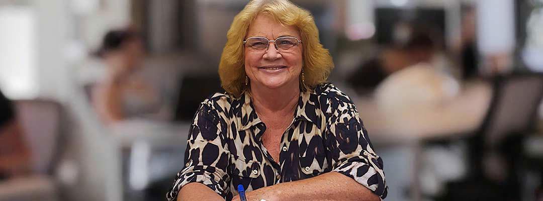 Certificate Program in Writing graduate and Ursa Minor writer and editor Barbara Jordan