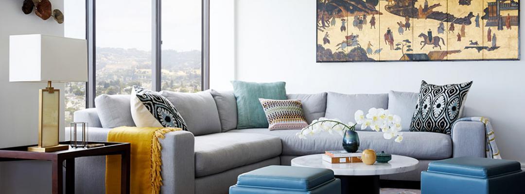 Interior design by Joy Street Design