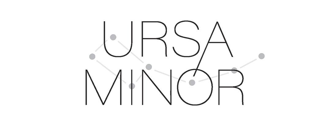 Ursa Minor literary arts journal logo