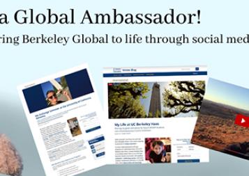 Global Ambassador blog well