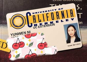 Photo of Yunwen Olivia Ni Cal1 Card