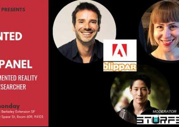 Banner image for Adobe Augmented reality panel event