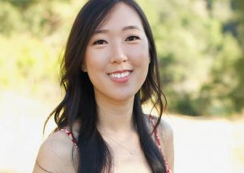 Photograph of Post-Baccalaureate Program for Counseling and Psychology Professions graduate Sooeun Tiffany Kim