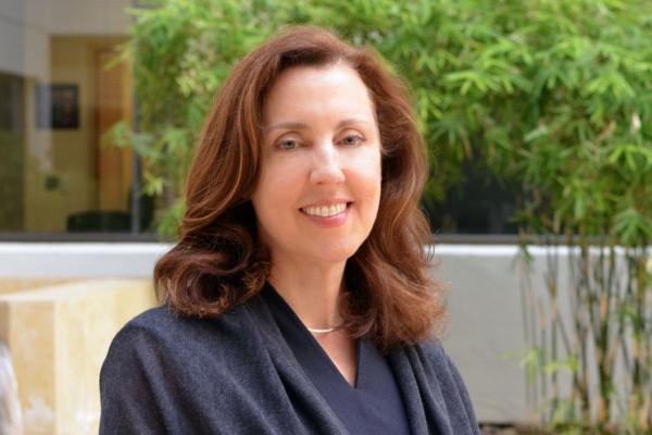 Sustainability consultant and educator Justine Burt