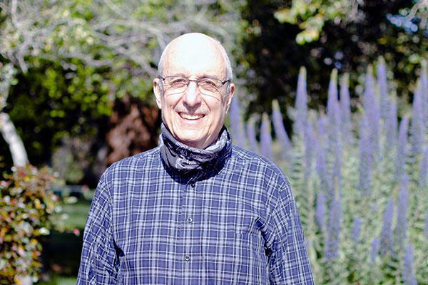 Data Scientist and Extension Instructor Allan Miller