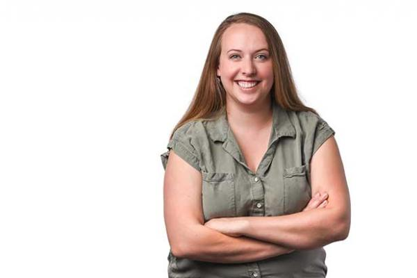 Headshot of accounting graduate Molly Isenbarger