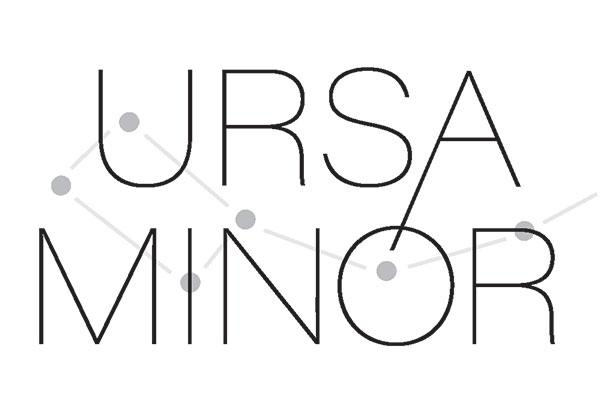Ursa Minor literary arts journal logo
