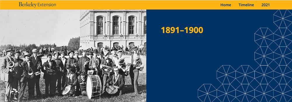 130th Anniversary site header