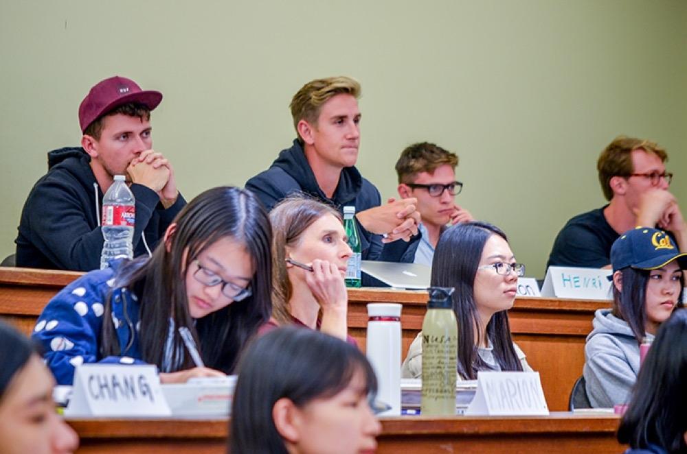 BHGAP Students Focusing in Class