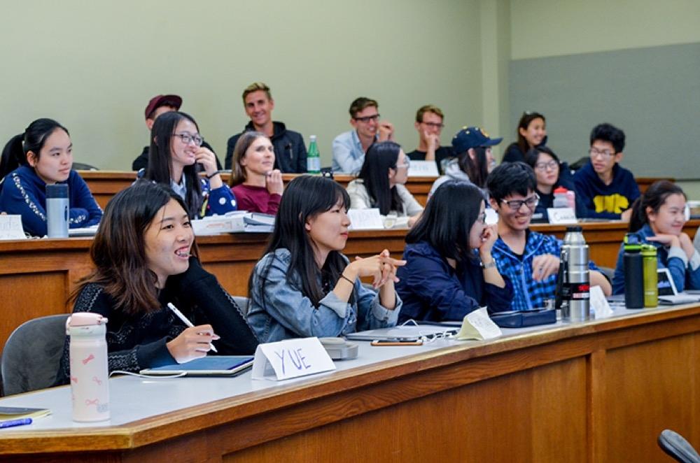 BHGAP Classroom Discussion