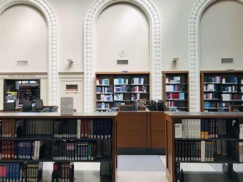 Inside look at a UC Berkeley library