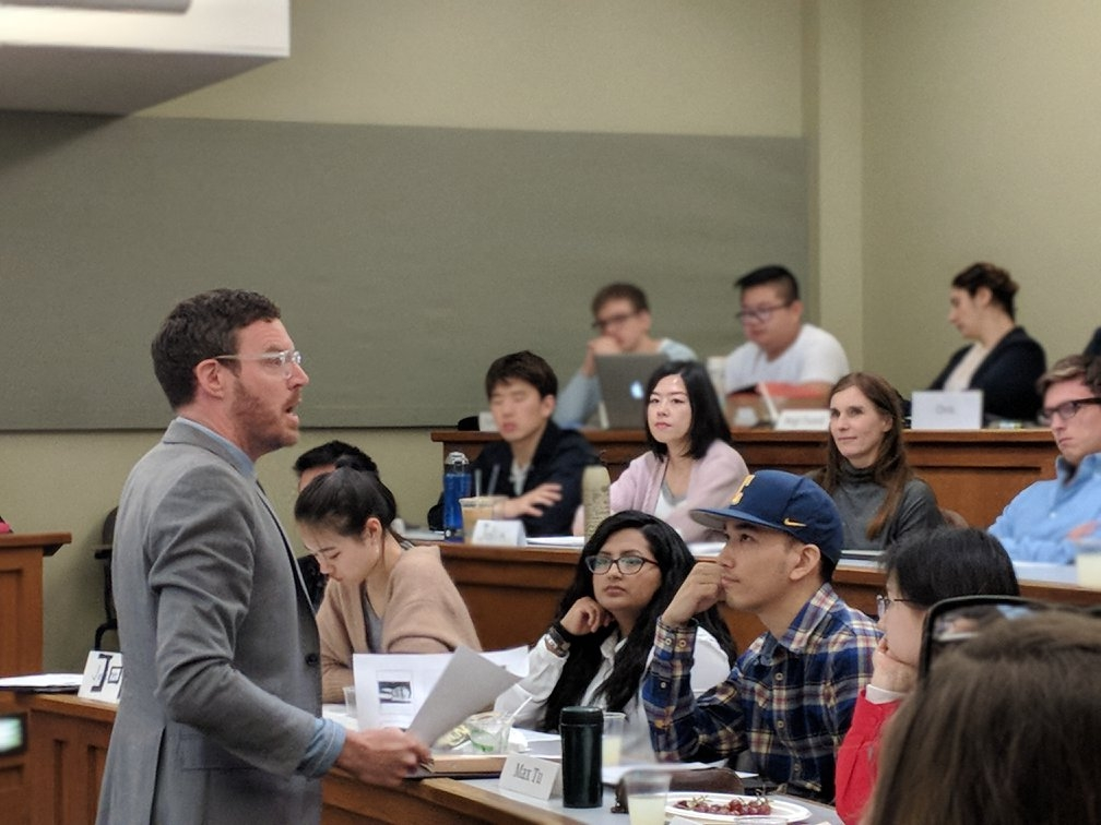 Robert Strand engaging w Berkeley Haas Global Access Program students.jpg